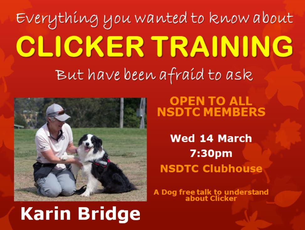 Northern Suburbs Dog Training Club Facebook